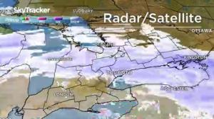 Toronto weather forecast: Freezing drizzle expected for GTA